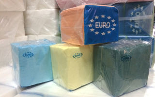 Бизнес-план: производство салфеток