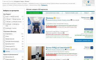 Как открыть хостел с нуля в квартире: бизнес план