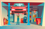 Как открыть автосервис с нуля: бизнес план автомастерской с расчетами