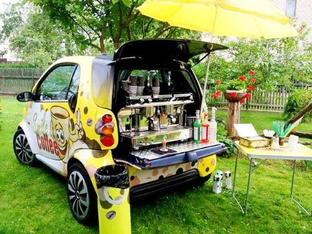 Как открыть кофейню с нуля: Бизнес план кофейни на колесах