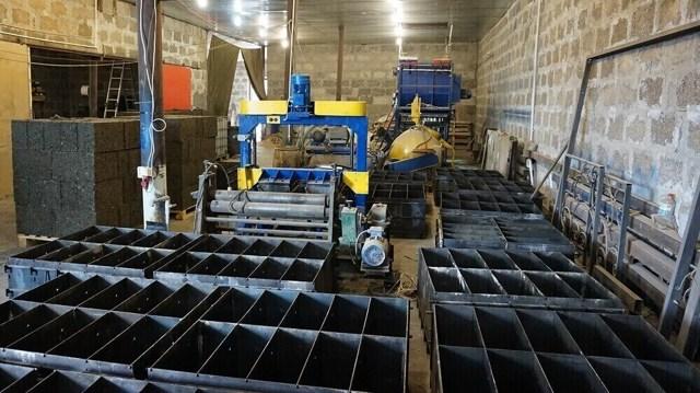 Арболитовые блоки технология производства: Бизнес план и оборудование