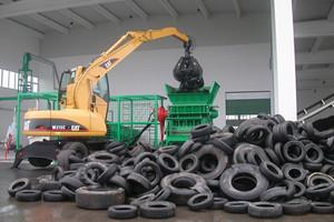 Переработка шин в крошку: Бизнес план и оборудование