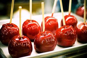 Карамельные яблоки: бизнес план и оборудование