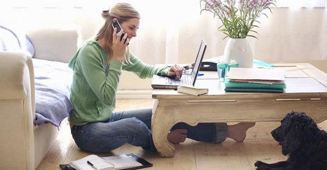 Как заработать деньги не выходя из дома: Чем заняться в домашних условиях