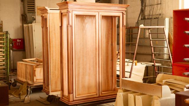 Производство корпусной мебели: Бизнес план и оборудование