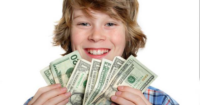 Как заработать деньги школьнику 14 лет: Работа для подростков на лето