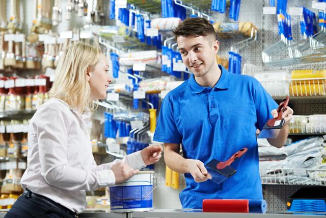 Магазин отделочных материалов: детальный бизнес-план
