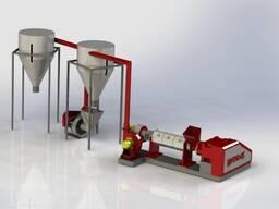 Оборудование для переработки пластика: перечень с ценами