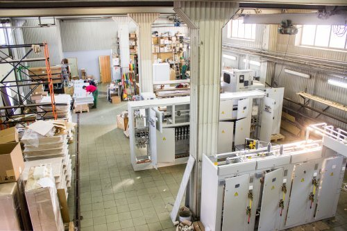 Производство электрощитового оборудования, как бизнес идея