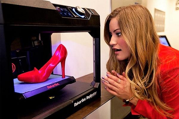 Бизнес с 3д принтером