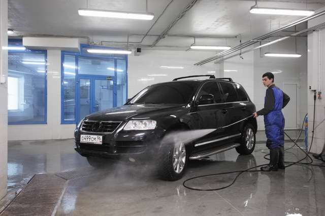 Как открыть автомойку: готовые рассчеты