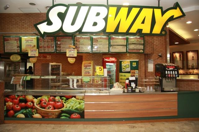 Франшиза subway: преимущество, стоимость, расходы