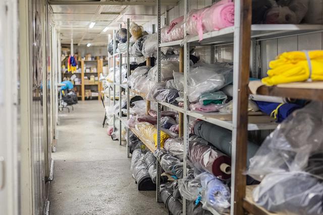 Производство ткани: пошаговая организация + расчеты