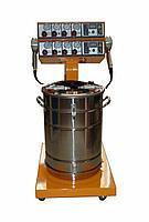 Оборудование для порошковой окраски: цена и ассортимент
