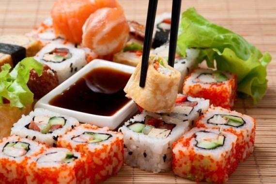 Как открыть суши бар: готовые расчеты