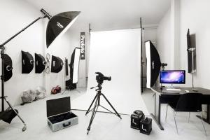 Как открыть фотостудию: планировка + обзор особенностей ниши