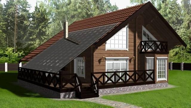 Производство каркасных домов: подробный финансовый план
