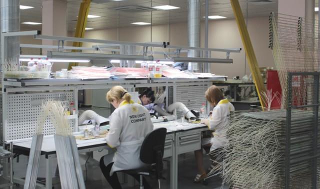 Производство светодиодных светильников: технология, оборудование, рентабельность