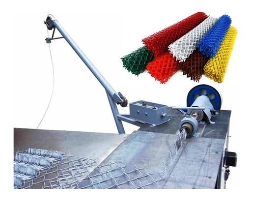Станок для производства сетки рабицы: ТОП-3 варианта