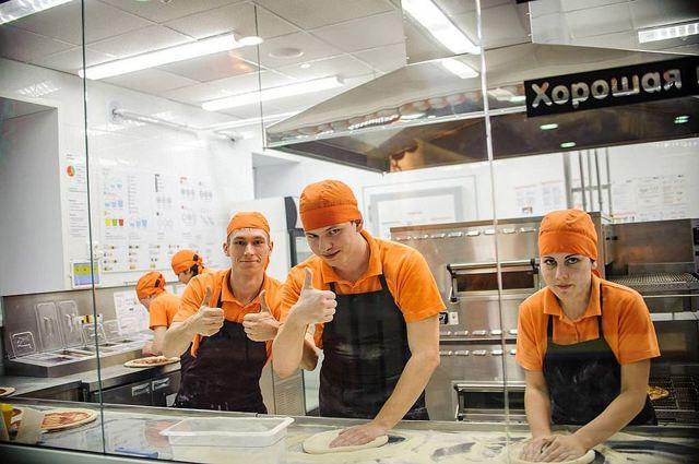 «Додо Пицца» – франшиза пиццерий России №1