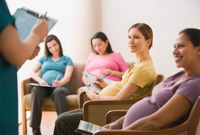 Курсы подготовки к родам: как организовать?