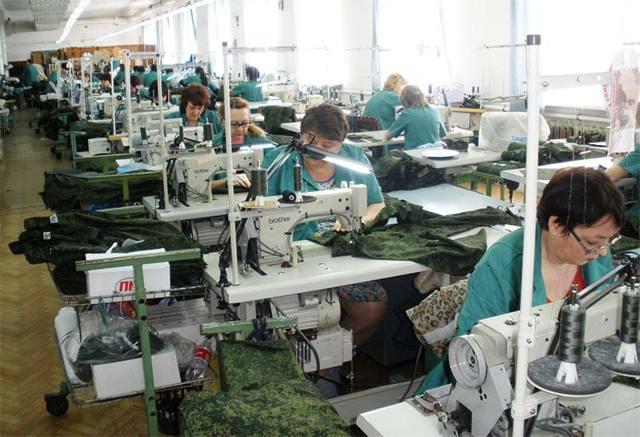 Швейный бизнес: как открыть швейное производство?
