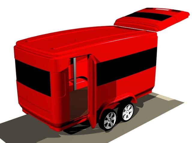 Производство прицепов для легковых автомобилей, как бизнес идея