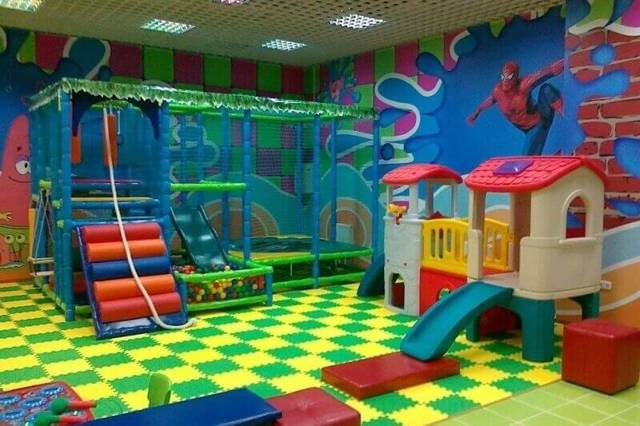 Оборудование для детской игровой комнаты: как выбрать?