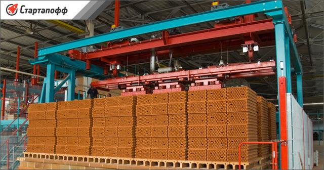 Производство кирпича: бизнес на востребованном сырье