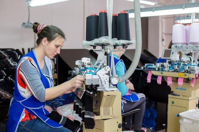 Производство носков: бизнес-план, оборудование, прибыль