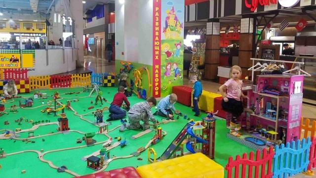 Как открыть франшизу детского игрового центра?