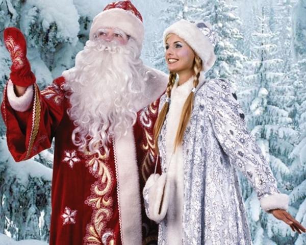 Дед Мороз и Снегурочка на дом – идея для бизнеса