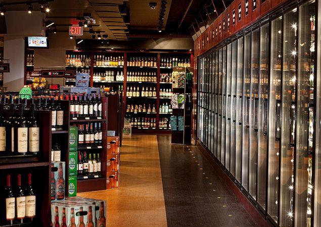Как открыть алкогольный магазин?