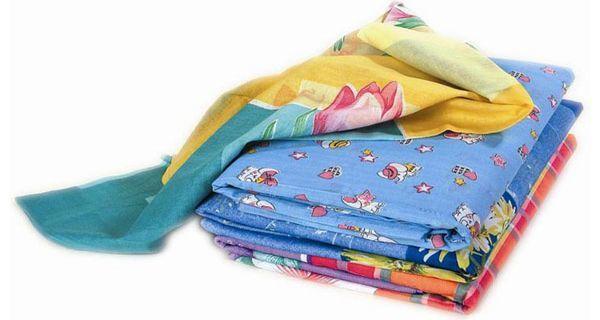Пошив постельного белья: организация + технология + расчет