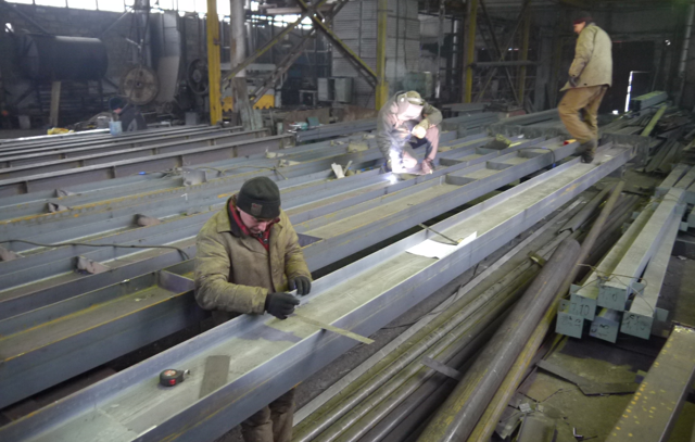 Практика бизнеса свой бизнес на металлоконструкциях