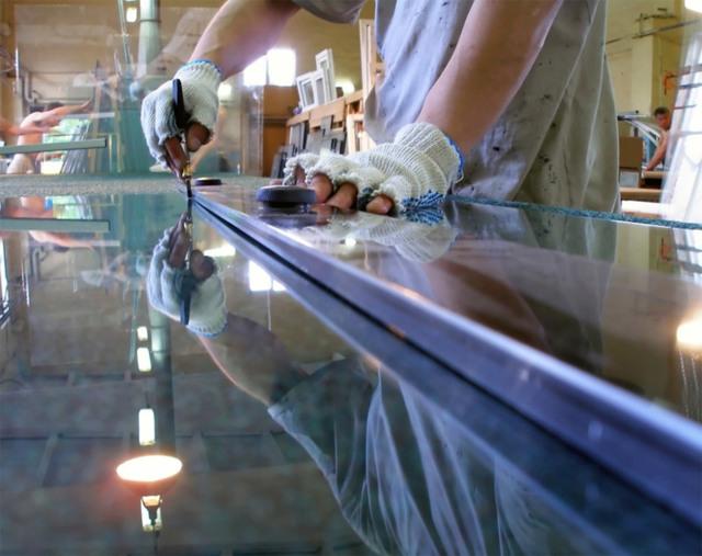 Производство зеркал: технология, оборудование, окупаемость
