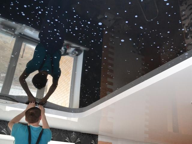 Пошаговый бизнес план по натяжным потолкам