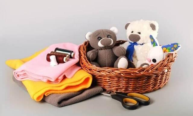 Выкройки мягких игрушек: 7 этапов пошива