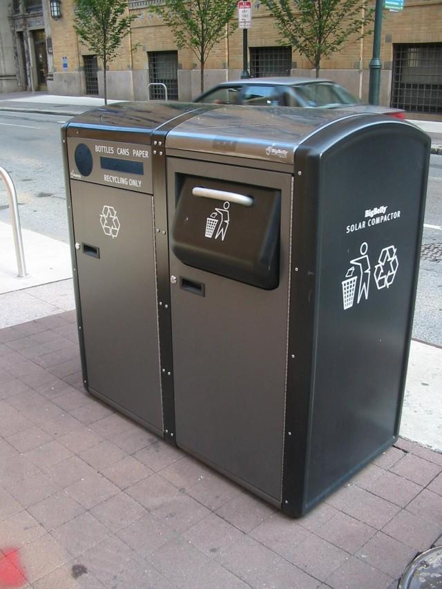 Бизнес по переработке мусора: как организовать?