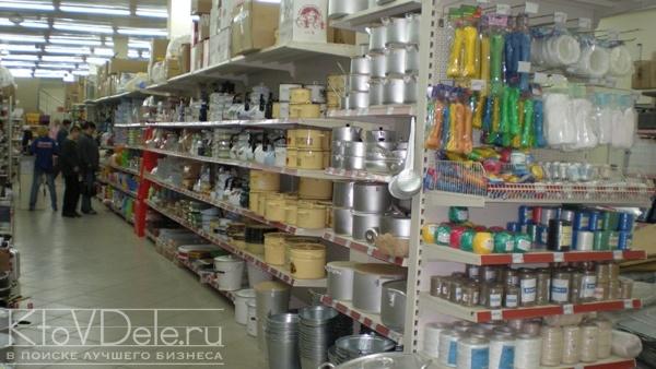 Как открыть хозяйственный магазин?