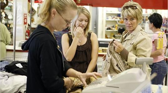 Комиссионный магазин детских товаров: финансовый план открытия
