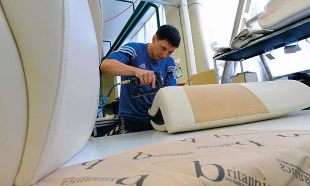 Производство поролона: анализ, оборудование, расходы и доходы