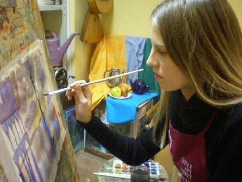 Художественная школа для взрослых: план в 6 шагов