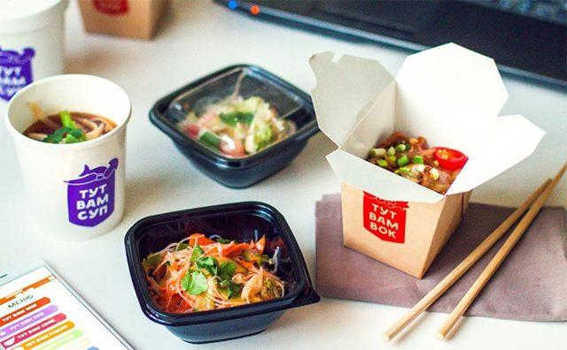 Доставка обедов в офис: как открыть дело с нуля?